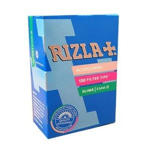 Rizla Slim Filters - 1 Box of 150 tips