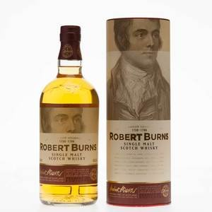 Robert Burns Single Malt Scotch Whisky 70cl 43%  - Online Only Price!