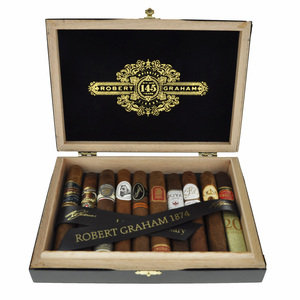 Robert Graham 145th Anniversary Cigar Selection - Box of 10