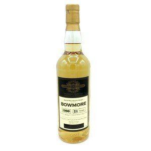 Robert Graham Treasurer Bowmore 1990 21 Year Old - 70cl, 50.7% vol.