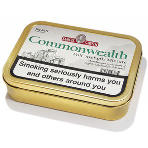 Samuel Gawith's – Commonwealth Mixture (50g Tin)