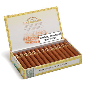 San Cristobal La Punta Cigar - Box of 25