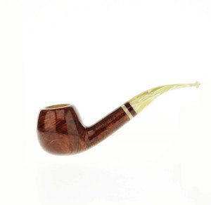 Savinelli Menta Smooth Burgundy 6mm - Model 636
