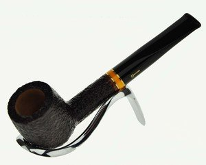 Savinelli Sistina Rusticated Burgundy 106 Pipe
