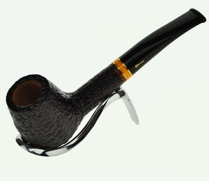 Savinelli Sistina Rusticated Burgundy 145 Pipe