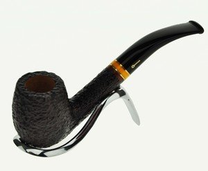 Savinelli Sistina Rusticated Burgundy 606 Pipe
