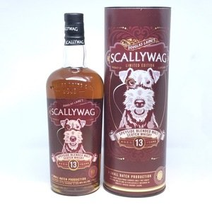 Scallywag 13 Year Old Blended Malt 46%
