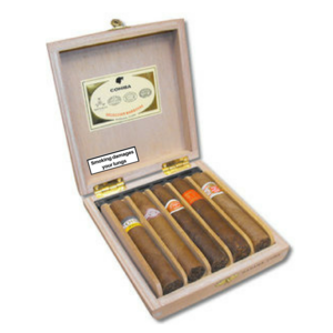Seleccion Robusto Case - 5 Robusto Cigars