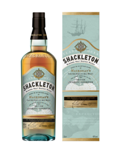 Shackleton Blended Single Malt Scotch Whisky 40% Vol 70Cl