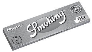 Smoking Master Medium 1 1/4 Size Rolling Papers
