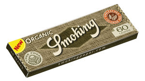 Smoking Organic Regular Size Rolling Papers