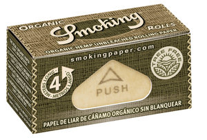 Smoking Organic Rolls - Rolling Papers