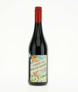Some Young Punks Naked On Roller Skates 2016 Shiraz / Mataro Red Wine - 75cl, 14.5% vol.