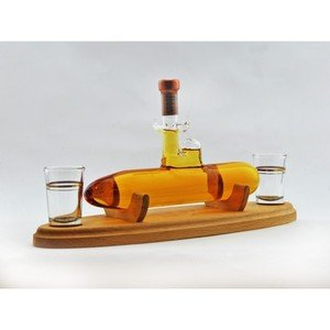 Submarine Stylish Whisky 40% Vol 20Cl