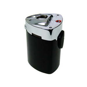 Lamborghini Mugello Triple Torch Table Lighter - Black