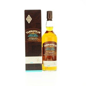 Tamnavulin Double Cask Single Malt Scotch Whisky - 70cl, 40%