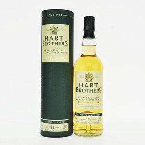 Teaninich 2007 11 Year Old Hart Brothers Single Malt Scotch Whisky - 70cl, 58.1%