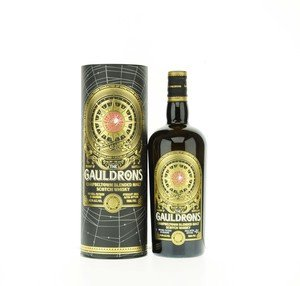 The Gauldrons Small Batch No.1 Blended Malt Scotch Whisky - 70cl 46.8%