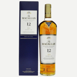 The Macallan Double Cask 12 Year Old Single Malt Scotch Whisky - 70cl 40.0%