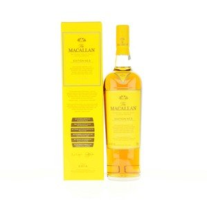 The Macallan Edition No3 Single Malt Scotch Whisky - 70cl 48.3%