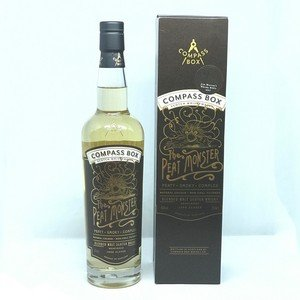 Compass Box Blended Malt Whisky Peat Monster 46% Vol 70Cl Non Chilled Filtered