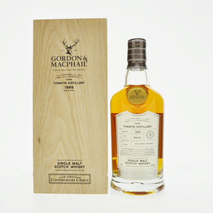 Tomatin 1988 30 Year Old Gordon & MacPhail Connoisseurs Choice Cask Strength 59.2% 70cl