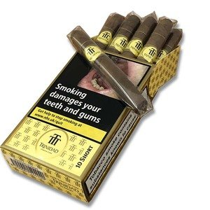 Trinidad Shorts - Pack of 10 cigarillos