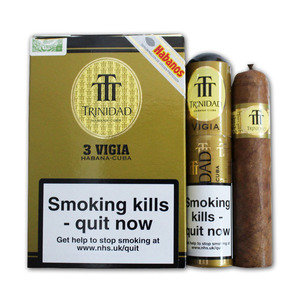 Trinidad Vigia Tubed Pack of 3