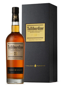 Tullibardine 20 Year Old Single Malt Scotch Whisky - 70cl, 43% vol.