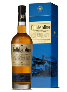 Tullibardine 225 Sauternes Finish Single Malt Scotch Whisky - 70cl, 43% vol.
