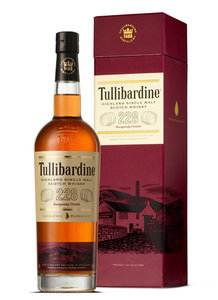 Tullibardine 228 Burgundy Finish Single Malt Scotch Whisky - 70cl, 43% vol.