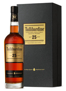 Tullibardine 25 Year Old Single Malt Scotch Whisky - 70cl, 43% vol.