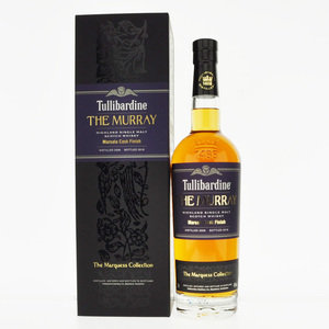 Tullibardine The Murray Marsalla Finish Single Malt Scotch Whisky - 70cl, 46% vol.