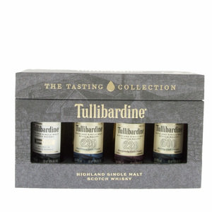 Tullibardine The Tasting Collection - 4 x 5cl