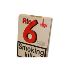 Villiger Rio 6 Cigar - Pack of 5