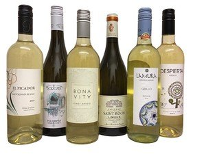 White Wine Bundle - 6 x 75cl