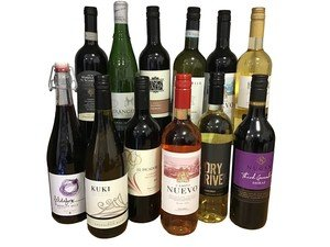 Mixed Wine Bundle -12 x 75cl