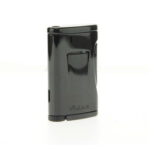 Xikar Xidris Lighter - Jet Black (541BK)