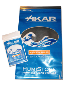 XIKAR HumiStore - Humidification Bag/ Pouch - Reusable