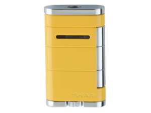 Xikar Allume Single Jet Lighter - Yellow