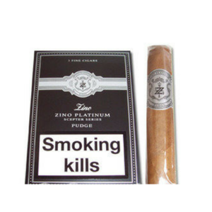 Zino Platinum Pudge Cigars - Pack of 3