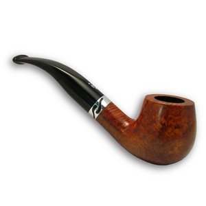 Aldo Velani Eximia I Smooth Light Bent Pipe