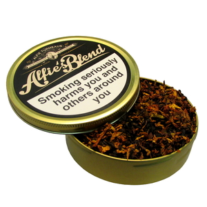 Alfie Turmeaus Alfies Blend Pipe Tobacco - Tin