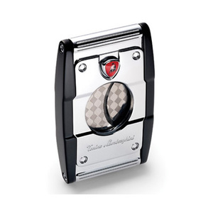 Lamborghini Precisione Black Cigar Cutter