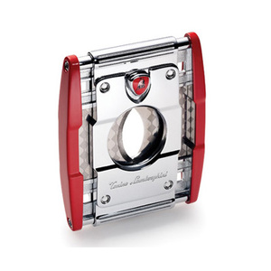 Lamborghini Precisione Red Cigar Cutter