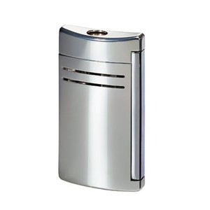 ST Dupont Lighter - Maxijet - Chrome Grey - 20107