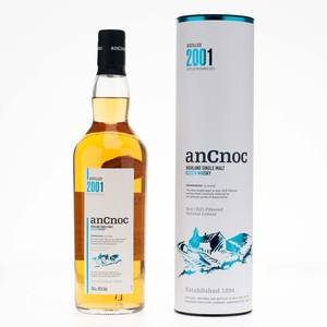 An Cnoc 2001 - 70cl, 46% vol