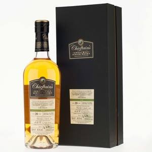 Chieftain's Ardbeg 20 Year Old Whisky 70cl, 46.5% Vol