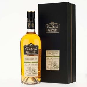 Chieftain's Bowmore 27 Year Old Whisky 70cl, 47.5% Vol