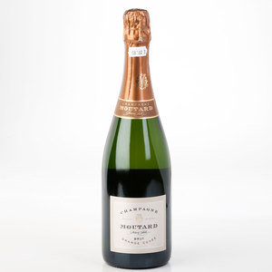 Champagne Moutard Grande Cuvee 75cl